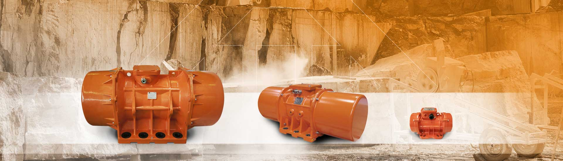 OLI Vibrators | The worldwide leader in vibration technology